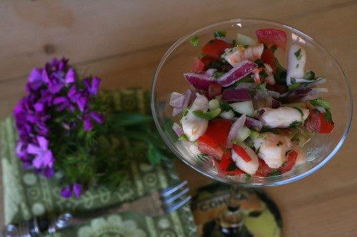 ceviche for all ages