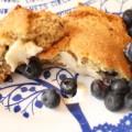 blueberry muffiin