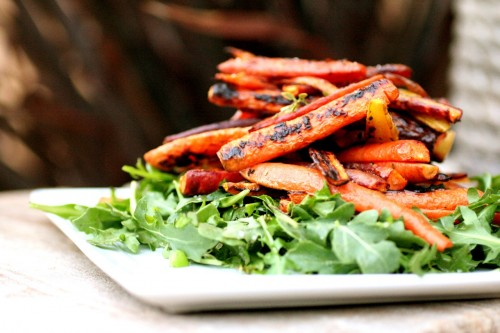 burnt carrots 1