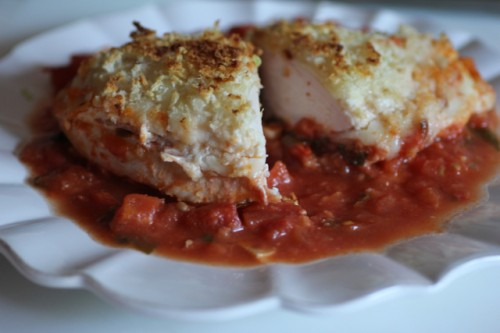 chicken parmesan &#8211; vote yes