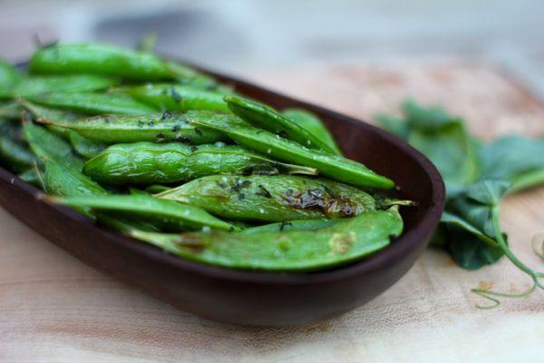 peas, pass the peas