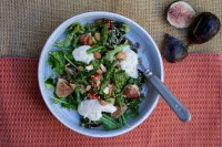 fig & quinoa salad