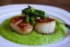 asparagus purée
